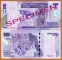 Congo 10000 francs 2006 Specimen UNC