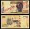 Congo 20000 francs 2006 Specimen UNC