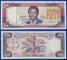 Liberia 50 dollars 1999 UNC Specimen