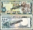 Rwanda 1000 francs 1988 UNC Specimen