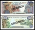 Rwanda 5000 francs 1988 UNC Specimen