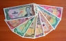 Dominican Republic 1978 Specimen Complete set with same numbers -
