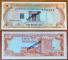 Dominican Republic 100 pesos 1981 UNC Specimen