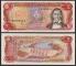 Dominican Republic 5 pesos 1984 UNC Specimen