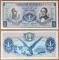 Colombia 1 peso Oro 1973 UNC