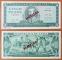 Cuba 5 pesos 1986 UNC Specimen