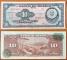 Mexico 10 peso 1961 UNC