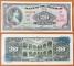 Mexico 20 peso 1963 aUNC