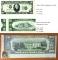 USA 20 dollars 1974 G aUNC Error