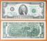 USA 2 dollars 1976 B UNC