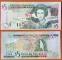 Eastern Caribbean 5 dollars 2003 UNC
