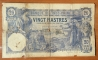 French Indochina 20 Piastres 1920 P-41