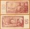 Czechoslovakia 50 korun 1964
