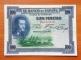 Spain 100 pesetas 1925 XF