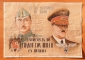Spain Food coupons Franco and Hitler