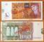 Macedonia 1000 denari 2003 Specimen UNC