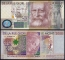 UK Test Note L Da Vinchi Specimen De la Rue