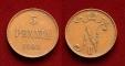 Finland 5 pennia 1908