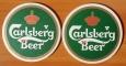 Beverage coaster Carlsberg