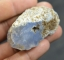 Chalcedony blue 260 carats