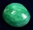 Natural emerald 9,5 carats. Certificate