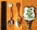 Souvenir spoon British Columbia