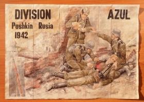 Испания Талоны на еду Девизия Azul Pushkin Rusia 1942