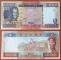 Guinea 1000 francs 2006 UNC