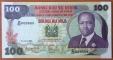 Kenia 100 shillings 1984 aUNC