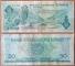 Congo 50 francs 1962 F