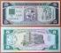 Liberia 5 dollars 1991 UNC