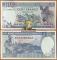 Rwanda 100 francs 1989 UNC