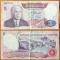 Tunisia 5 dinars 1983 XF