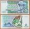 Zaire 5000 zaires 1988 UNC