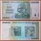 Zimbabwe 50000000 dollars 2008 UNC