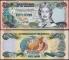 Bahamas 50 cents 2001 UNC