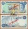 Bermuda 1 dollar 1976 UNC Specimen