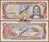 Dominican Republic 5 pesos 1978 UNC Specimen P-118s1