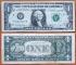 USA 1 dollar 1988A VF Web note