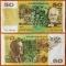 Australia 50 dollars 1991 XF/aUNC