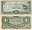Oceania 1 pound 1942 UNC