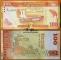 Sri Lanka 100 rupees 2010 UNC Replacement