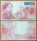 Belgium 100 francs 1995 XF