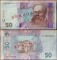 Ukraine 50 hryven 2004 aUNC Specimen
