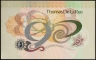 UK Test Note Thomas De la Rue