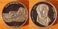 Silver medal Nude Maja 1 oz 999