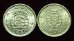 Angola 2 1/2 escudos 1974 UNC