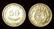 Mozambique 50 centavos 1957