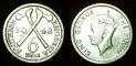 Rhodesia Southern 6 pence 1948