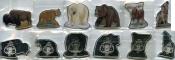 Somalia 2008 Animals 6 coins UNC